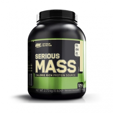 Optimum Nutrition Serious Mass (6lbs)