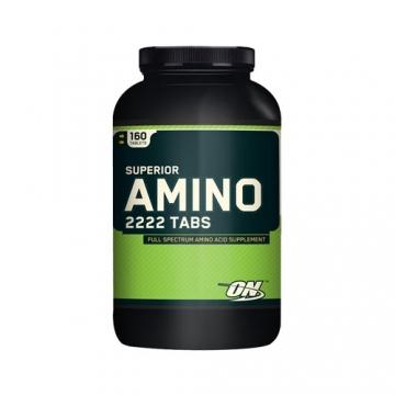 Optimum Nutrition Superior Amino 2222 (160)