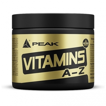 Peak Vitamins A-Z (180)