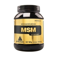 Peak MSM (120)