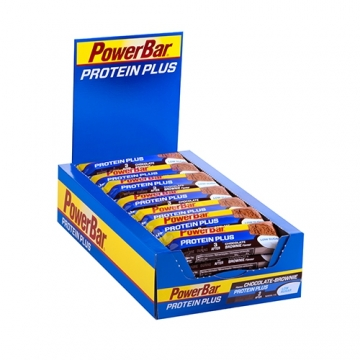 Powerbar Protein Plus Low Sugar (30x35g)