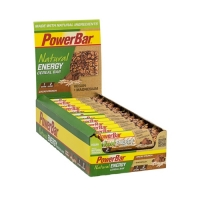 Powerbar Natural Energy Cereal Bar + Magnesium (24x40g)