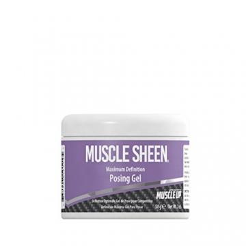 Protan Muscle Sheen Maximum Definition Posing Gel (59ml)