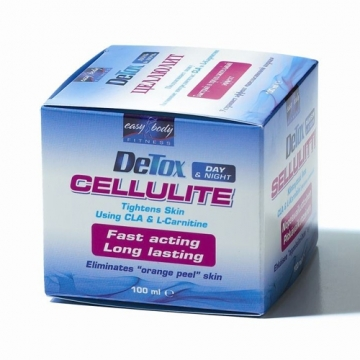 Qnt Detox Cellulite Gel (100ml)