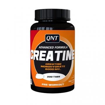 Qnt Creatine (200 Tabs)