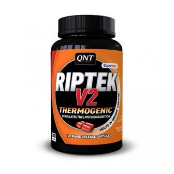 Qnt Riptek V2 Thermogenic (120)