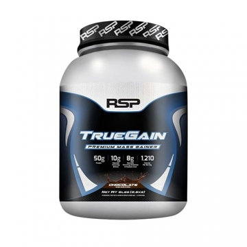 Rsp Nutrition TrueGain Mass Gainer (6lbs)