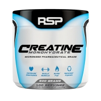Rsp Nutrition Creatine Monohydrate (500g)