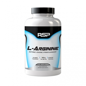 Rsp Nutrition L-Arginine 750mg (100)