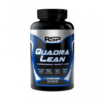 Rsp Nutrition Quadralean Thermo High Stim (180)
