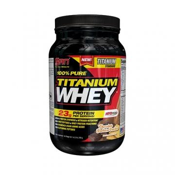 San 100% Pure Titanium Whey (2lb)