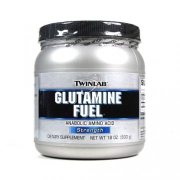 Twinlab Glutamine Fuel Powder (500g)