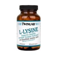 Twinlab L-Lysine Caps (100)
