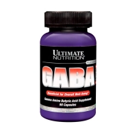 Ultimate Nutrition GABA (90Caps)