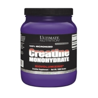 Ultimate Nutrition 100% Micronized Creatine Monohydrate (1000g)
