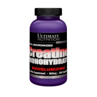 Ultimate Nutrition 100% Creatine Monohydrate Caps (200)