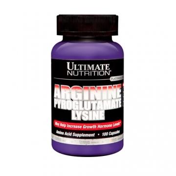 Ultimate Nutrition Arginine/Pyroglutamate/Lysine (100Caps)
