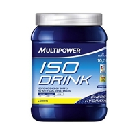 Multipower ISO Drink (420g) (50% OFF - short exp. date)
