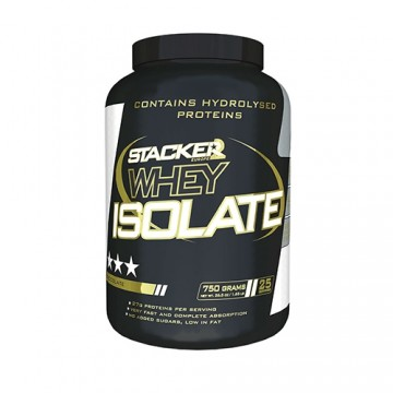 Stacker2 Whey Isolate (750g)