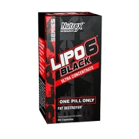 Nutrex Research Lipo-6 Black Ultra Concentrate (60)