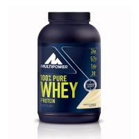 Multipower 100% Whey Protein (900g) (25% OFF - short exp. date)