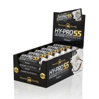 All Stars Hy-Pro 55 Bar (24x55g)