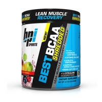 Bpi Sports Best BCAA Shredded (25 serv) (damaged)