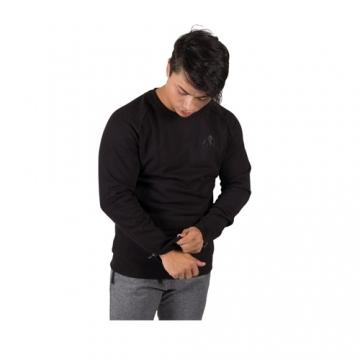 Gorilla Wear Durango Crewneck Sweatshirt Black