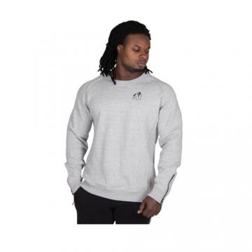 Gorilla Wear Durango Crewneck Sweatshirt Gray