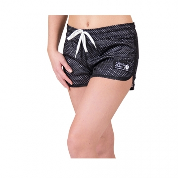 Gorilla Wear Madison Reversible Shorts (Black/White)