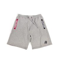 Gorilla Wear Pittsburgh Sweat Shorts (Gray)