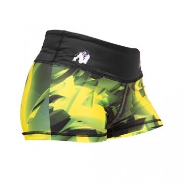 Gorilla Wear Reno Hotpants (Yellow)