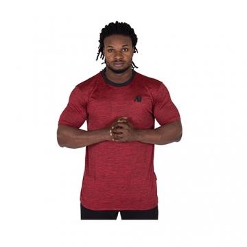 Gorilla Wear Roy T-shirt (Red)