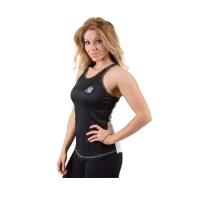 Gorilla Wear Womens Marianna Tank Top Black White