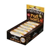 Meridian Foods Peanut & Baobab Bars (18x40g)