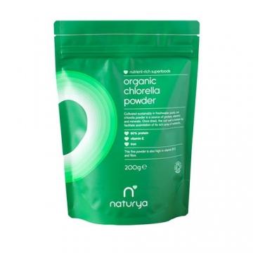 Naturya Superfoods Organic Chlorella Powder (200g)
