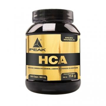 Peak HCA (120)