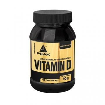 Peak Vitamin D (180)