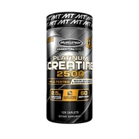 Muscletech Essential Series Platinum 100% Creatine 2500 (120)