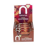 Naturya Superfoods Organic Superbar (16x40g) (25% OFF - short exp. date)