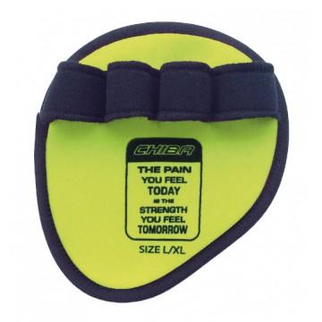 Chiba 40186 Motivation Grippad (Neon Yellow)