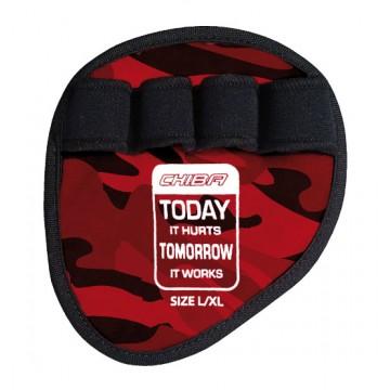 Chiba 40186 Motivation Grippad (Red/Black)
