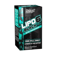 Nutrex Research Lipo 6 Black Hers (60)