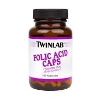 Twinlab Folic Acid 800 mcg (100)