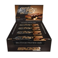 Stacker2 Go Pro Protein Bar (12x80g) (25% OFF - short exp. date)
