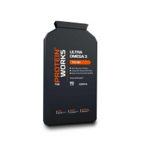 The Protein Works Ultra Omega 3 (90) (50% OFF - short exp. date)