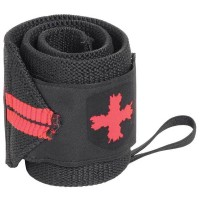 Harbinger Red Line Wrist Wraps Black/Red