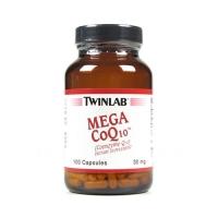 Twinlab Mega CoQ10 (100)