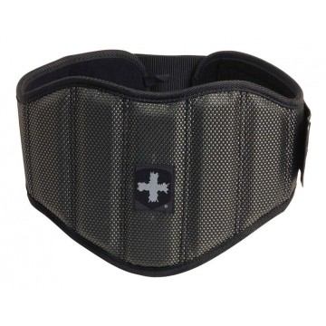 Harbinger Firm Fit Contoured Belt Black
