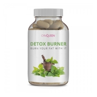 GymQueen Queen Detox Burner (90)